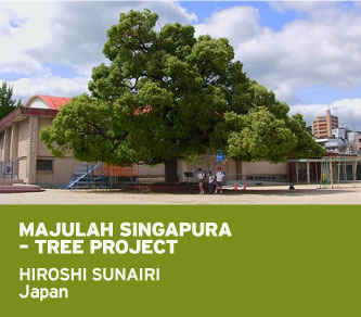 MAJULAH SINGAPURA - TREE PROJECT