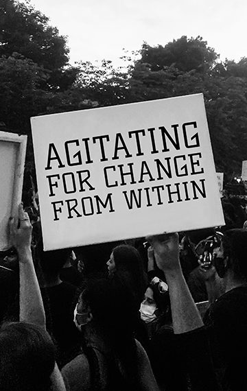 Title of Performance: Quiet Riot: Agitating for Change from Within (Singapore)