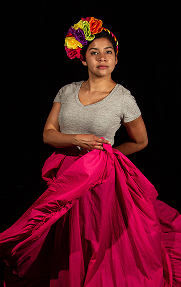 Title of Performance: I, Frida by Ay, Caramba! Theatre (Canada | Ecuador)