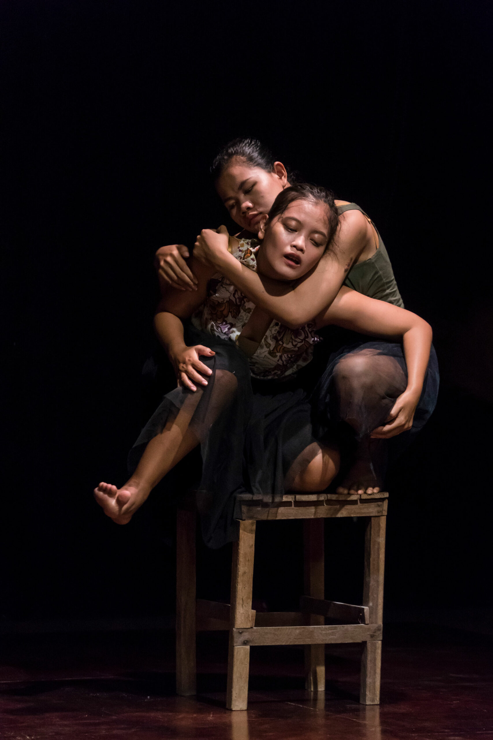 Title of Performance: Snow Whitening Revisited by New Cambodian Artists (Cambodia)